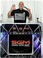 DJ Mark Dobbin