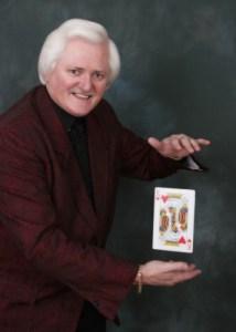 Magician Sean Brannigan
