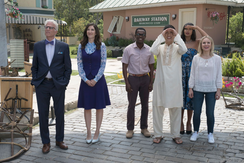 The Good Place Season 1 And 2 Review - NBC - Netflix
