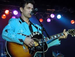 Chris Isaak channels Roy Orbison, Ricky Nelson and a host of influences yet remains original.