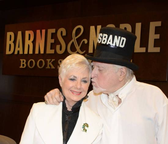 Shirley Jones & Husband, Marty Ingels