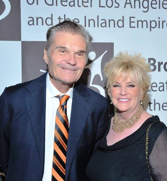 Fred & Mary Willard at BBBS gala