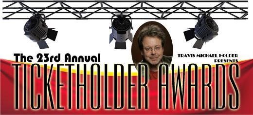 The 23rd Annual Ticketholder Awards, 2013