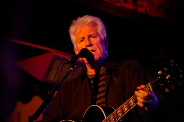 Graham Nash at Belly Up, November 3, 2013 (photo by Brad Auerbach)