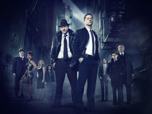 """""""Gotham"""" courtesy of Fox"""