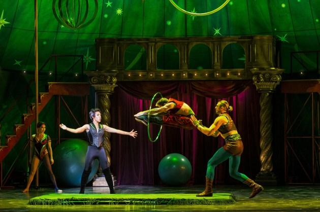 Pippin the musical (photo:TerryShepiro)