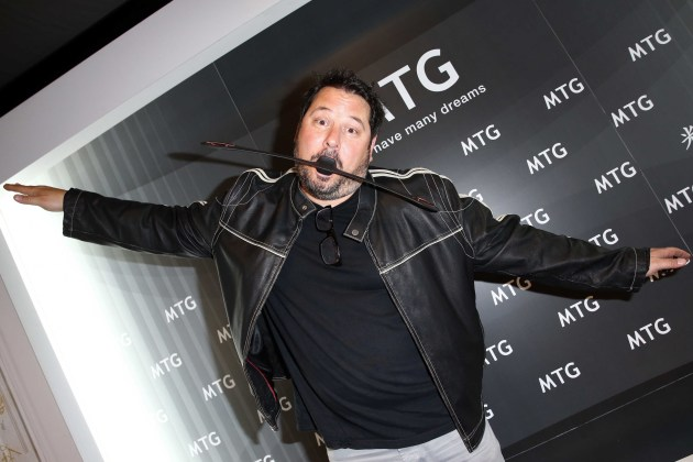 Heroes' Greg Grunberg (photo:ImehAkpanudosen/WireImage)