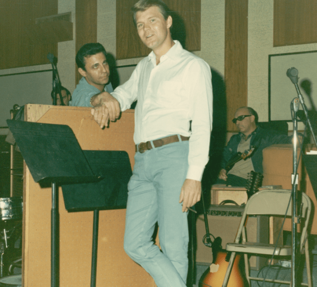 Hal Blaine and Glen Campbell