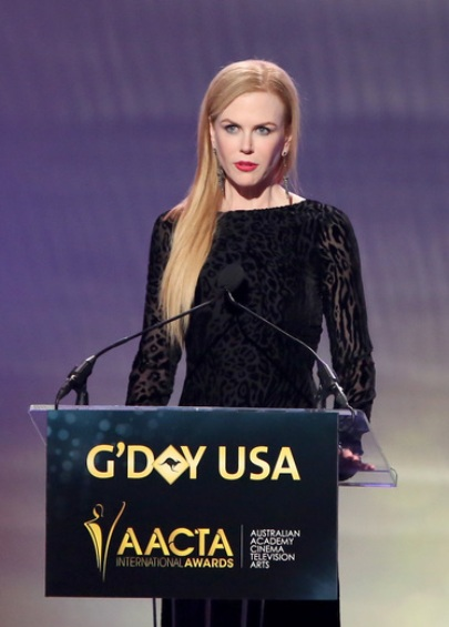Nicole Kidman at G'Day LA