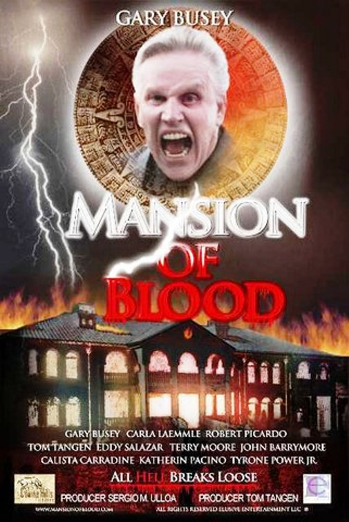 Mission of Blood movie poster