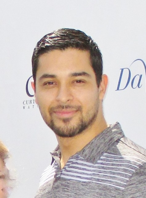 Wilmer Valderrama (photo by Margie Barron)