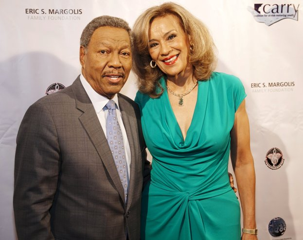 Marilyn McCoo & Billy Davis, Jr. at Carry On