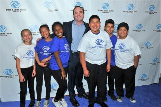 Jay Mohr with Club Kids