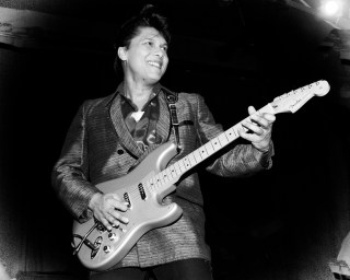 Ray Anthony as Ritchie Valens