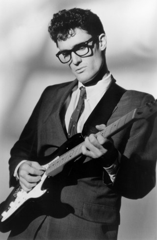 John Mueller as Buddy Holly