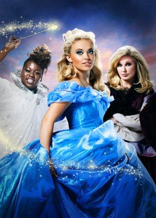 A Cinderella Christmas stars