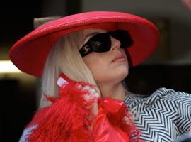 Lady Gaga Spotted With New Boyfriend Taylor Kinney