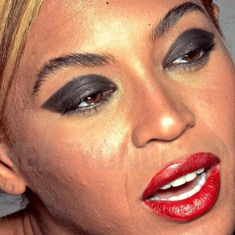 Beyonce leaked pictures: Untouched photos of L'Oreal campaign
