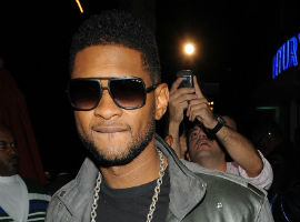Usher Reveals How Ex-Wife 'Spat On His Girlfriend'