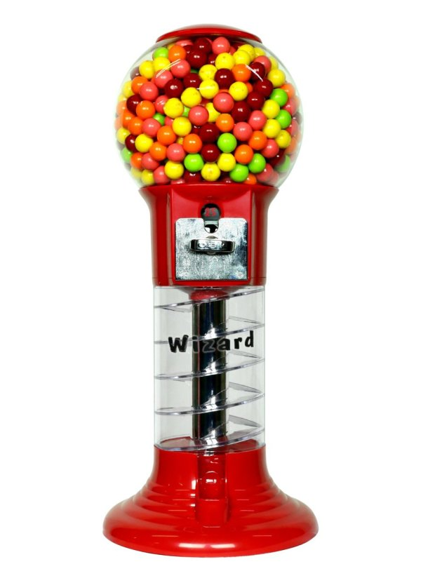 Bulk Vending Machine Global Gumball - Enetervending