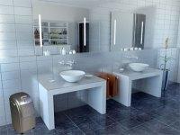 Schluss mit Feuchtigkeit im Bad durch Luftentfeuchter - TTA