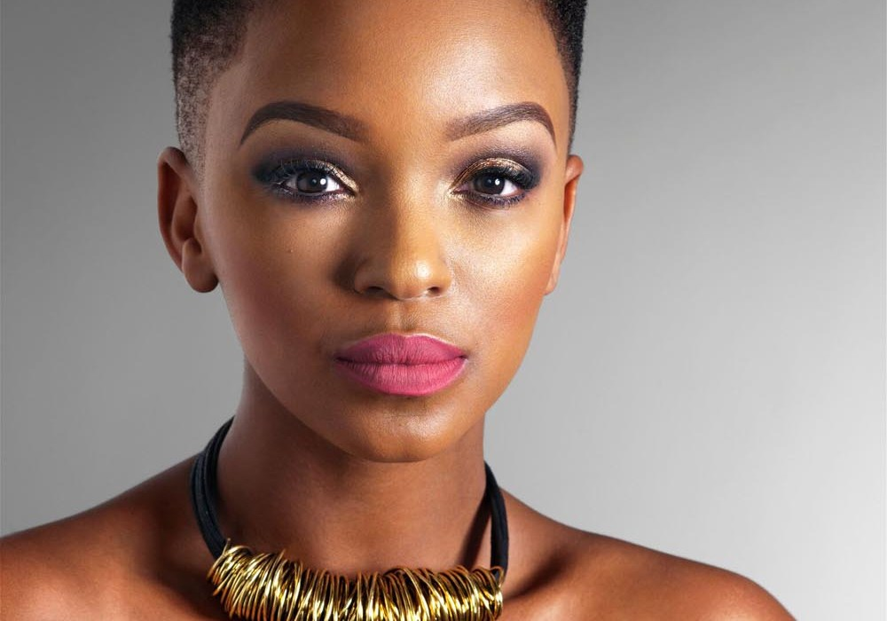 Nandi Madida invited to take the 'natural hair' debate to Paris