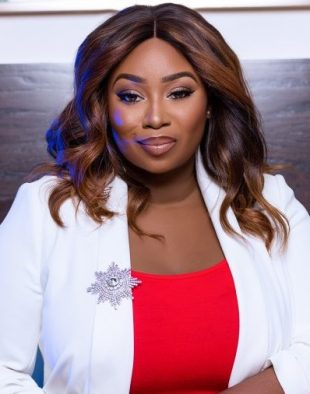 From Curves Queen To Digi-Mogul- Ghanaian TV Presenter Lands Forbes Africa Gig