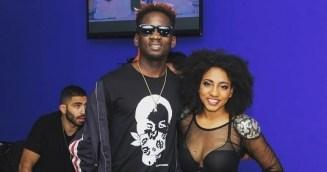 Deets on Ammara Brown's Hot Date with Nigerian Superstar Mr. Eazi