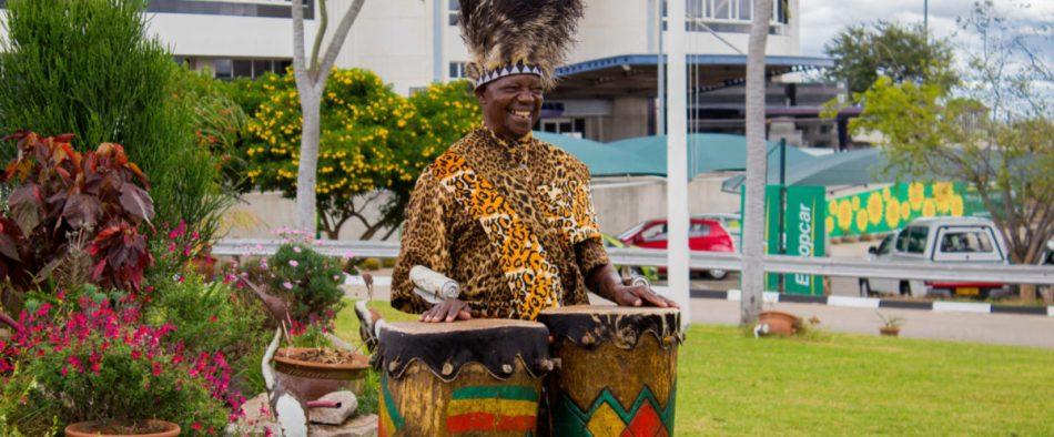 Saying Goodbye to Cultural Activist Douglas Vambe