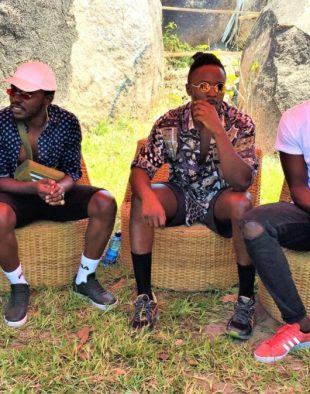 WATCH: Sauti Sol Gush about Zimbabwe & their Jah Prayzah Collaboration