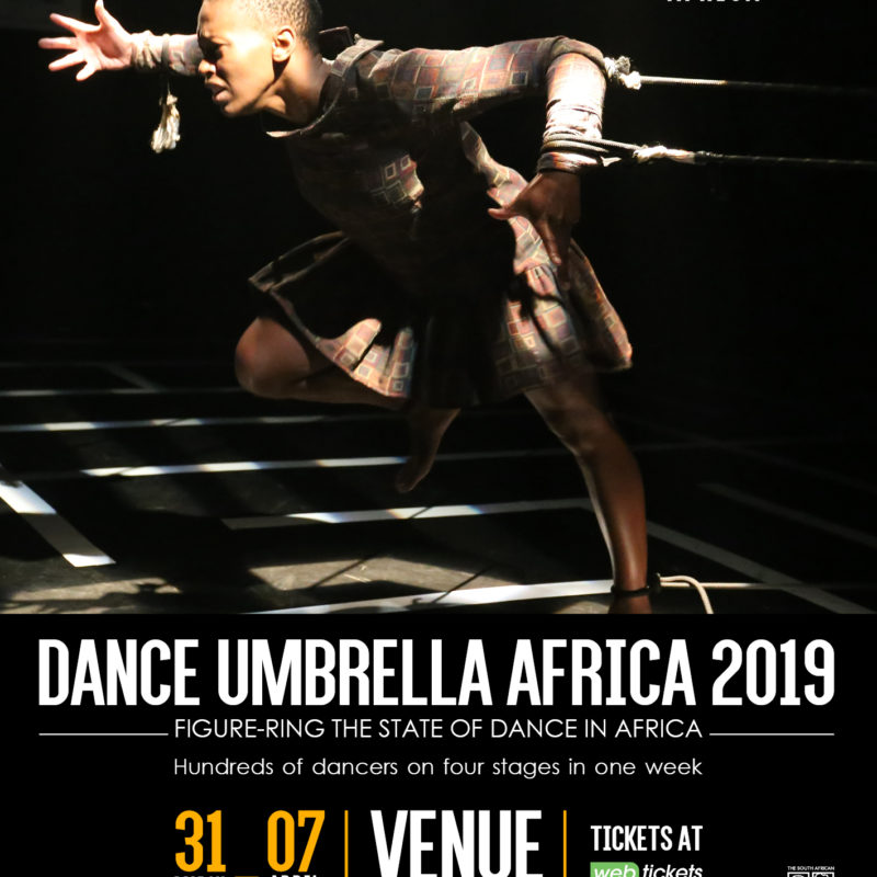 Dance Umbrella Africa Headlining Acts Are Out!