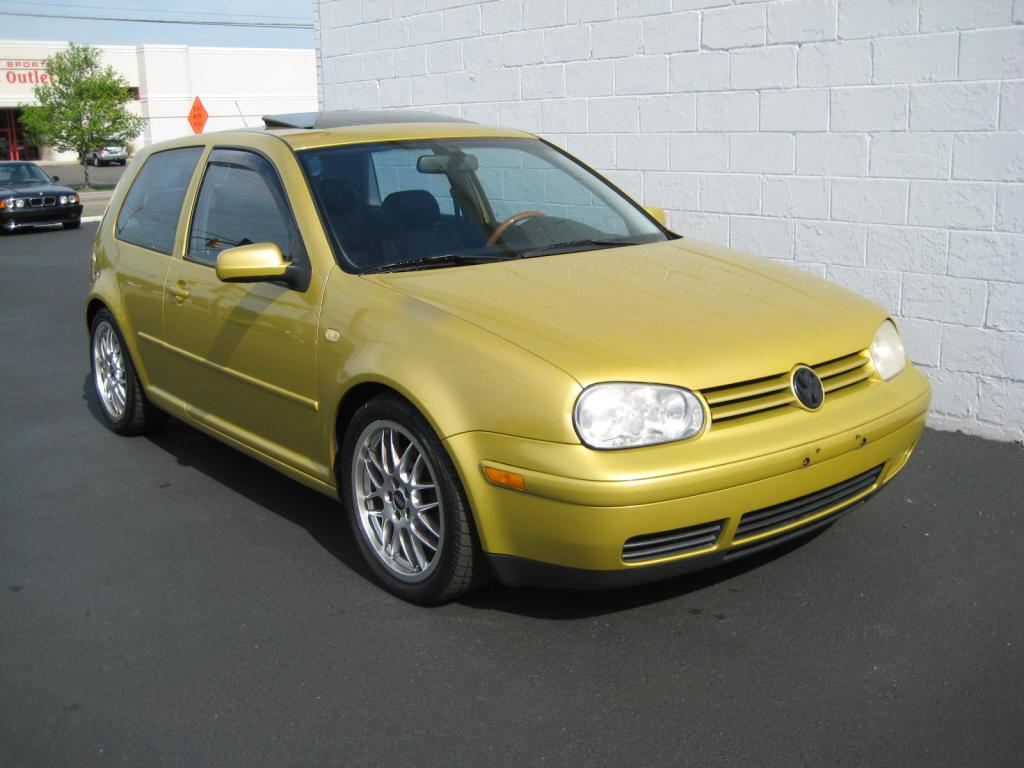 hight resolution of new gti vr6