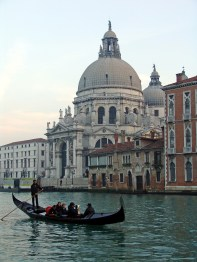 Santa Maria della Salute is one of the most recognisable landmarks in Venice. Started in 1630-31 it took more than 89 years to complete.