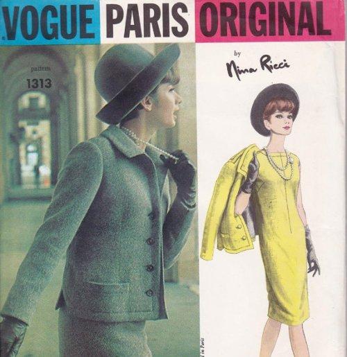 Nina Ricci Dress & Jacket