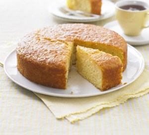 Lighter Lemon Drizzle Cake, BBC Good Food