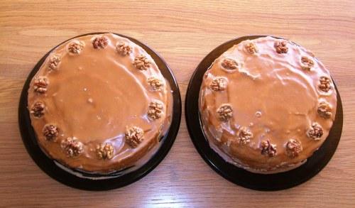 Coffee Cakes, Dan Lepard