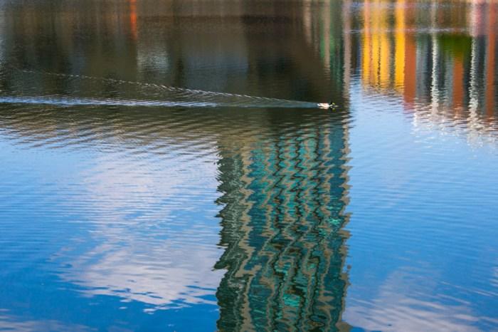 Canada Water Dock