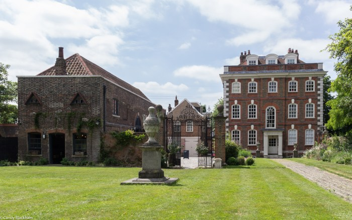 The Stables, Lodge, and Rainham Hall