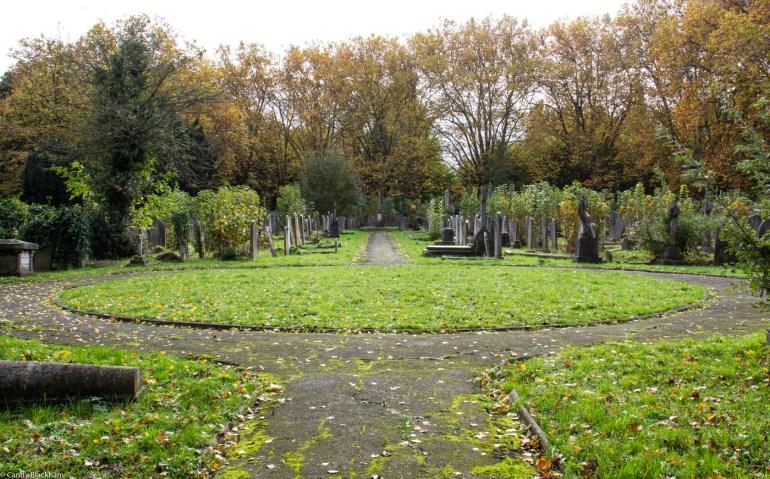 Brockley cemetery is a garden cemetery in SE London