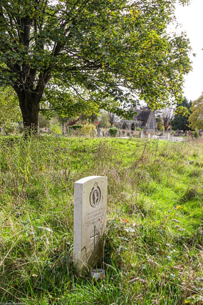 Ladywell Cemetery in Lewisham