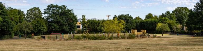 Baxter's Fields in Sydenham