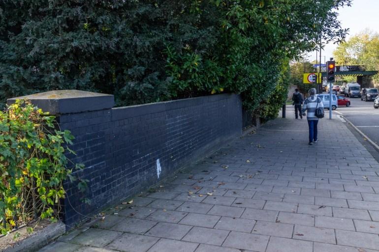 Bridge on Southend Lane