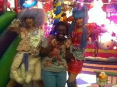 The monsters and I