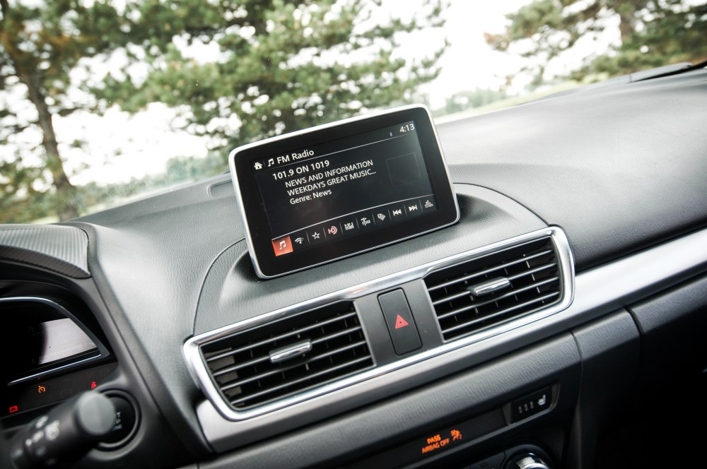 medium resolution of mazda 3 radio upgrade