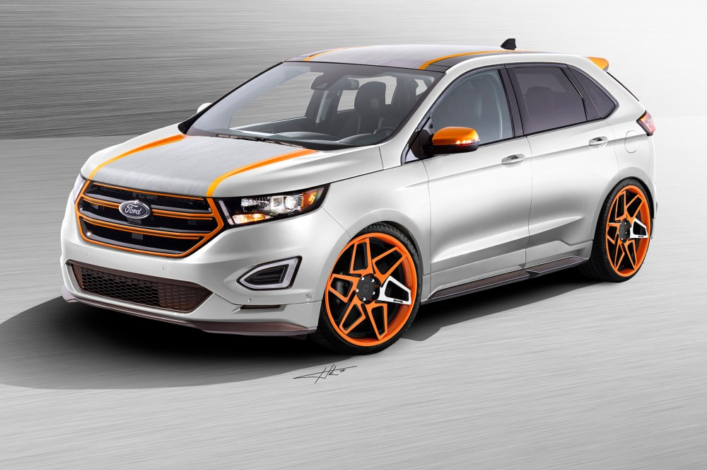 medium resolution of 2016 ford edge by vaccar