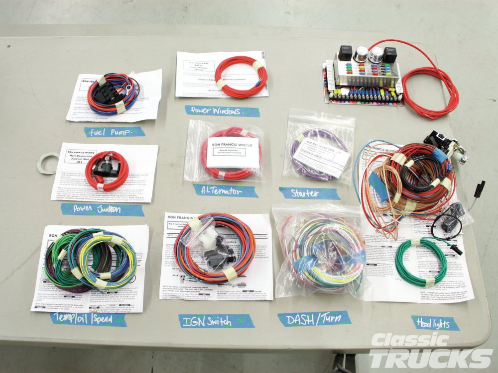 medium resolution of ron francis wiring desire to wire hot rod network ron francis wiring has introduced a new wiring harness for the 05 09