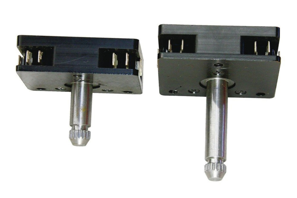medium resolution of the power crank switches are available in two different shaft lengths for post 3 electric life s power window