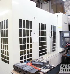 the other thing that made this process easy is having friends with 250 000 kitamura machining centers [ 1600 x 1200 Pixel ]