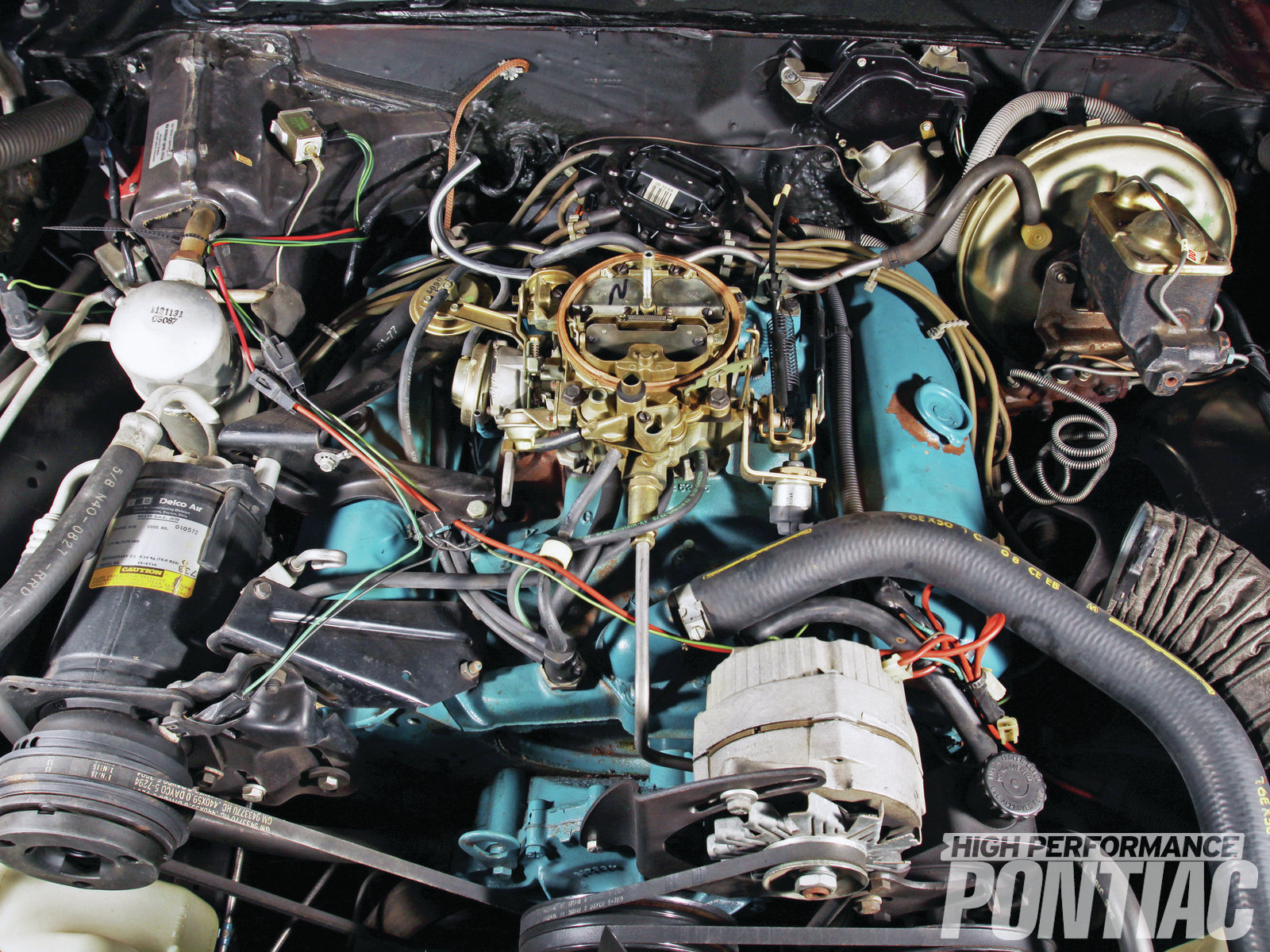 1977 Pontiac Firebird Wiring Diagram