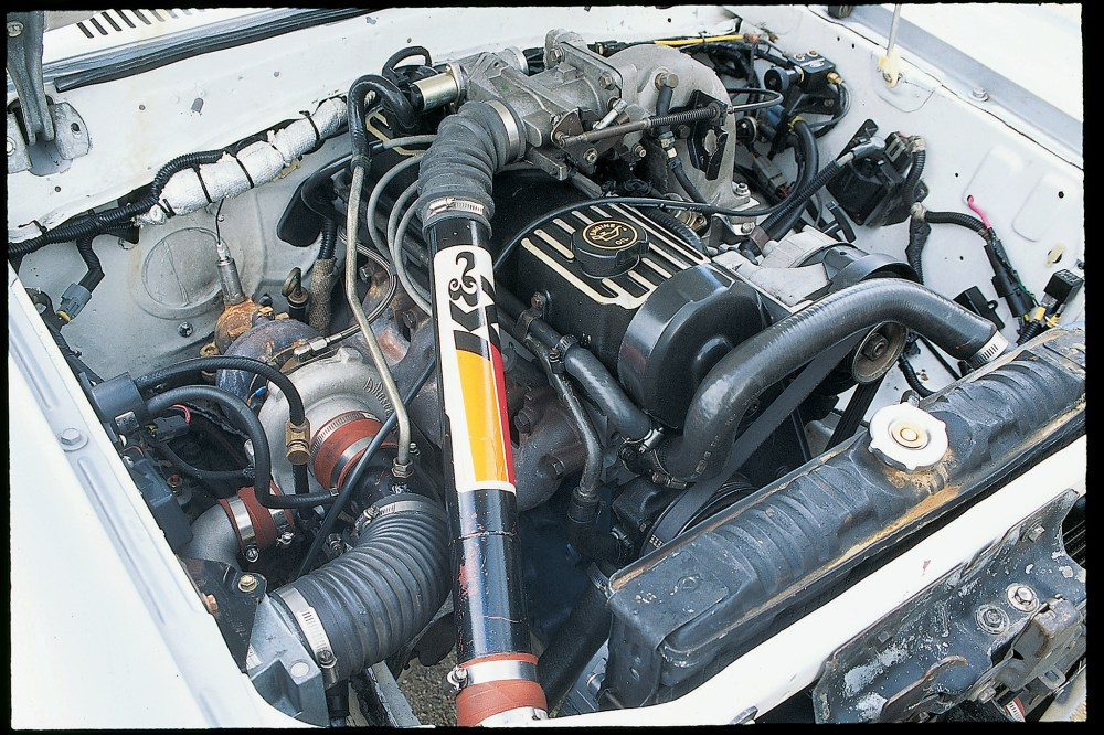medium resolution of ford 2 3l engines have huge hop up potential noted ford 2 3l engine